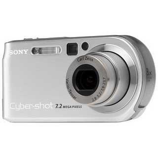 sony cyber shot dsc p200 digital camera amazon co uk camera photo rh amazon co uk Sony Cyber-shot Camera Manual Sony Cyber-shot 7.2 Megapixels