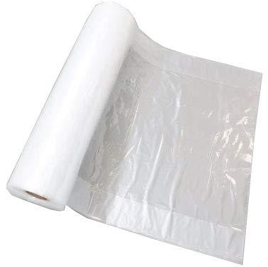 Bolsa de plástico transparente LDPE en un rollo de 16 x 4 x ...
