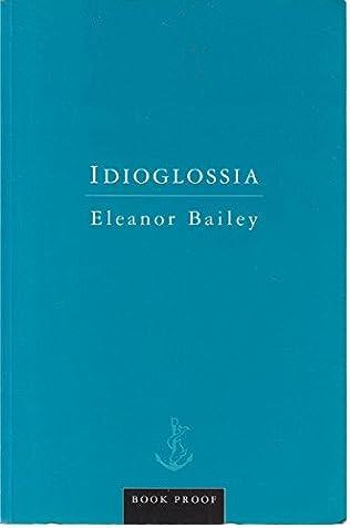 book cover of Idioglossia