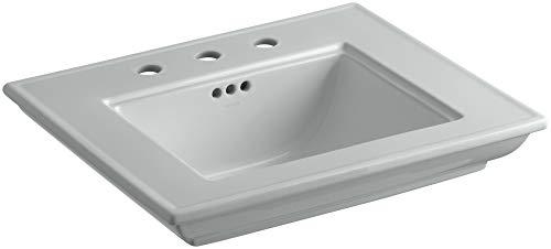 KOHLER K-2345-8-95 Memoirs Bathroom Sink Basin with Stately Design and 8