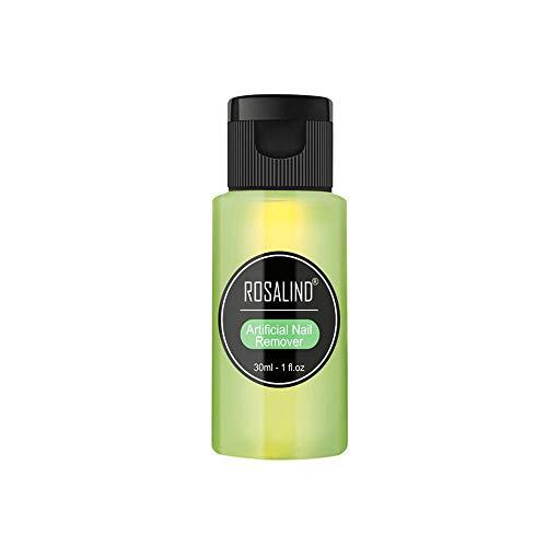 Newkelly 30ml UV Gel Polish Acrylic Remover and Brush Cleane
