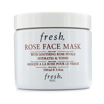 Fresh Rose Face Mask 3.3 oz (Rose Face Mask)