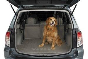 amazon com subaru dog guard compartment separator forester