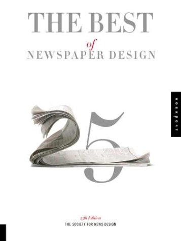 Download The Best of Newspaper Design, 25th Edition pdf epub