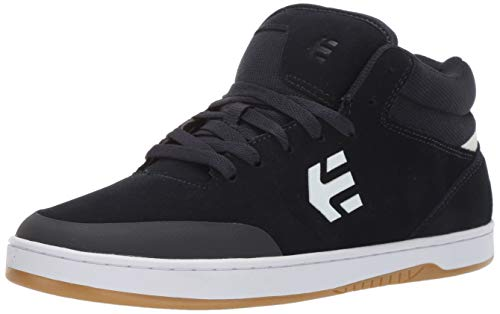 - Etnies Men's Marana MID Skate Shoe Navy/White/Gum 7.5 Medium US