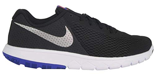 Nike Kid's Flex Experience 5 GS, Black/Chrome-Persian Violet, Youth Size 5 ()