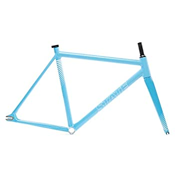 Image of Cruiser Bikes The Undefeated II - Photon Blue Edition Frame & Fork Set 55cm