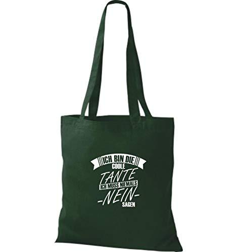 Mujer Bolso Para De Sho09768 Shirtstown Verde Asas XZ6wfWgx