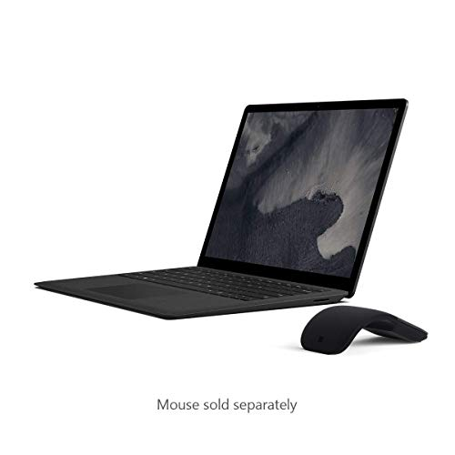 Microsoft Surface Laptop 2 (Intel Core i7, 16GB RAM, 512 GB) Newest Version, Black (Renewed)