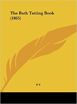Book The Bath Tatting Book (1865)