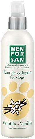 MENFORSAN Agua de Colonia para Perros Vainilla -125 ml