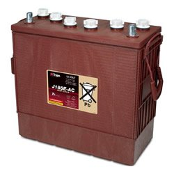 Replacement For J185E-AC 12 VOLT DEEP-CYCLE FLOODED BATTERY - WITH T2 TECHNOLOGY 921 175AH (Deep Cycle 12v Ac Batteries)