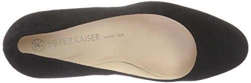 Peter Kaiser Ladies Karolena Pumps Nero (camoscio Nero 240)