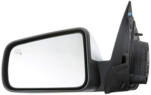 OE Replacement Ford Focus Driver Side Mirror Outside Rear View (Partslink Number FO1320319)