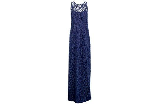 j crew blue maxi dress - 2
