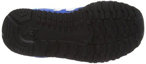 New Balance KV396 Kids Lifestyle Velcro - Zapatillas de deporte para bebés niños Blue/White