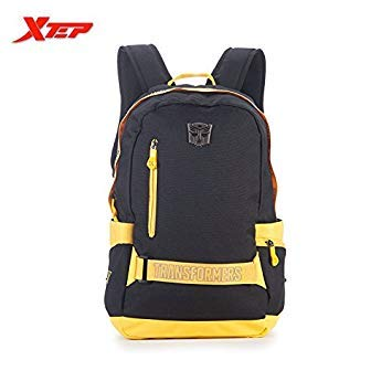 Zoomy Far Black Color XTEP Men Women Running Shoulder Bag Outdoor camping school cycling hiking Sports Bag Diagonal Package backpack 984437110809 Generic