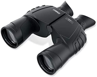 Canon 15×50 Image Stabilization All Weather Binoculars w Case, Neck Strap Batteries