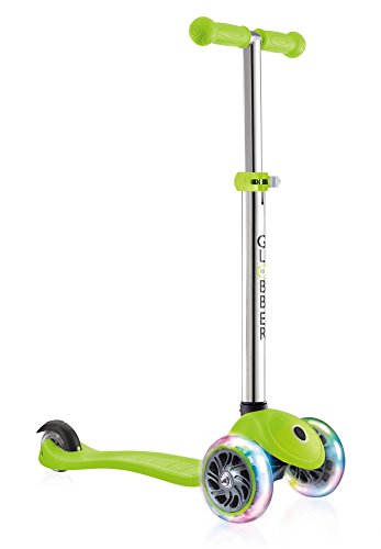 Globber Primo Lights V2 423-106-2 Lime Green
