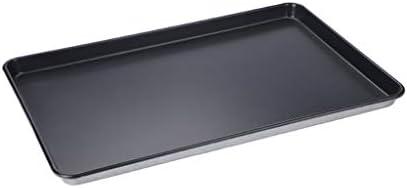 大ノンスティックベーキングトレイ、オーブンベーキングトレイホーム/商業用アルミ合金の長方形60×40センチメートル (Size : 60×40×5Cm)