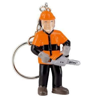 STIHL Woodman Original Chainsaw Keyring Collectable Merchandise - 04641070000