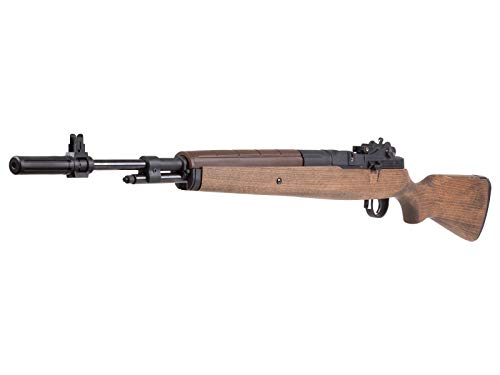 SPRINGFIELD ARMORY M1A Underlever Pellet Rifle, Wood Stock air Rifle