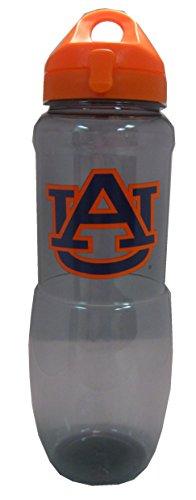 NCAA Auburn Tigers 24 oz Hourglass Water Bottle Auburn Tigers Insulated Bottle
