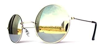 Niños Gafas Gafas de sol Gafas Verano redondos pequeños redondas vasos V16-1137-Nsilber 5