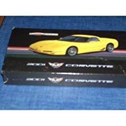 2001 Chevy Corvette ZO6 Owner's Video (VHS Videocassette with Program Card). Over one hour of operational instruction and close-ups!