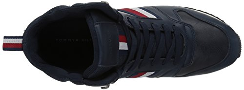 buy cheap big sale Tommy Hilfiger Men's Newhart Sneaker Navy low cost sale online cheap sale many kinds of cheap store pick a best for sale cYfwKemZ