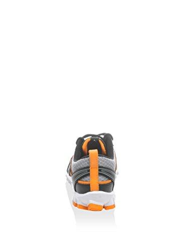 Reebok Zapatillas Realflex Speed 3.0 Negro / Gris / Naranja EU 39