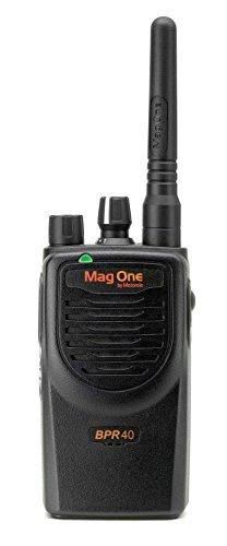 Motorola Mag One BPR40 4 Watt UHF Two Way Radio (450-470 MHz) AAH84RCS8AA1AN (Radio Mag)