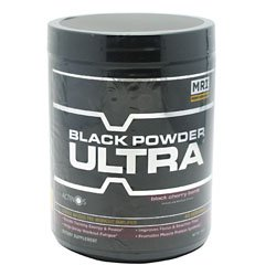MRI Black Powder Ultra Black Cherry Bomb - 40 Servings
