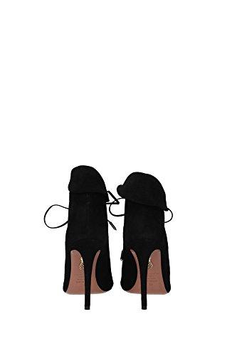 Aquazzura Sandaler Kvinder - (evahigb0sun000Sort) Eu Sort oyWZ9l9