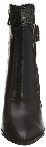 CAFèNOIR Half-Boots - botas de caño bajo de piel mujer multicolor - Mehrfarbig (043 NERO-ORO)