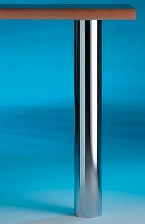 NABER Tradur Standard 10/72 3011008 - Pata para mesa (cromo pulido)
