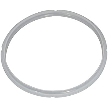 Amazon.com: Rubber Gasket For Power Pressure Cookers (All 5 & 6 ...