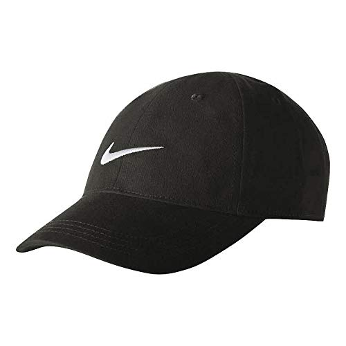 5ad1b90bba014 NIKE SWOOSH  Baseball Cap Hat Toddler Boys 2-4T (adjustable)Anthracite