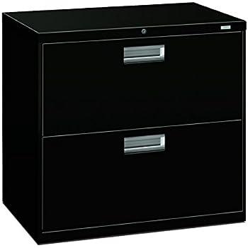 Amazon Com Hon Brigade 2 Drawer Filing Cabinet 600