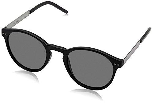 S M9 PLD de Pz Polaroid Black Sol 1029 Matt Unisex 003 Negro 50 Grey Gafas Adulto Epqxa