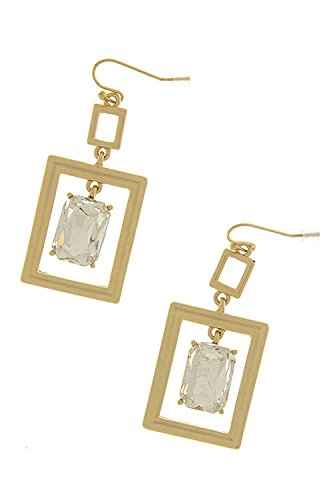 trendy-fashion-jewelry-square-crystal-dimpled-earrings-by-fashion-destination