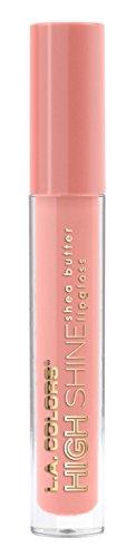 L.A. Colors Makeup Intense High Shine Shea Butter Lip Gloss
