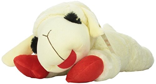 Multipets-Officially-Licensed-Lamb-Chop-Jumbo-White-Plush-Dog-Toy-24-Inch