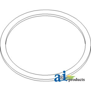 A&I Products Gasket, Rear Axle Shaft, Outer BEARING (1948-1952) Replacement...