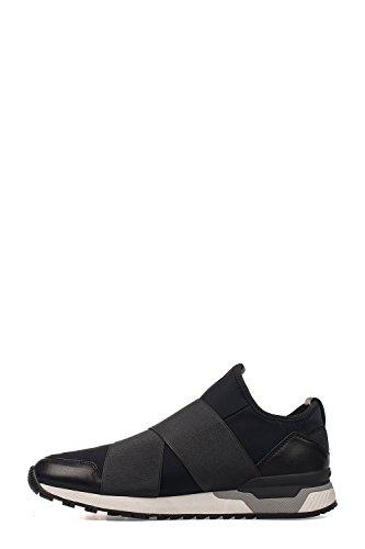 Crime London Slip On Sneakers Uomo 11570S17B20 Altri Materiali Nero