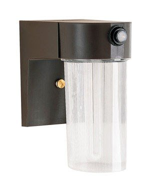 Light Cfl Dusk/Dawn 13w Bronze