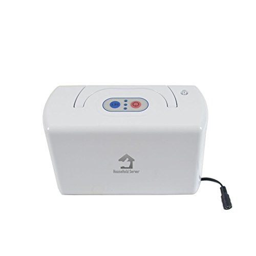 HouseHold Server (TM Portable Oxygen Bar Machine with Battery for Travelling and car use (Oxygen Bar Car)