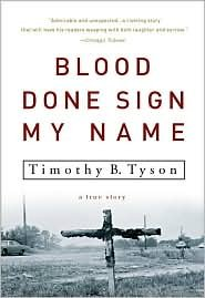 Blood Done Sign My Name Publisher: Broadway (Blood Signs)