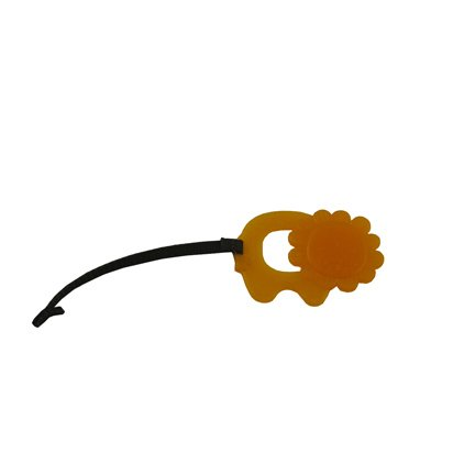 Replacement Orange Lion Teether Toy for Fisher Price LUV U