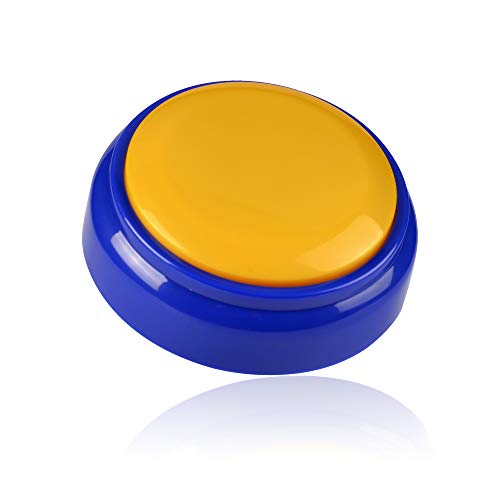 Cover 20S Voice Recorder Talking Button Yellow and Blue